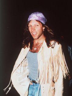 Jon Bon Jovi at the Palladium in New York Impressão fotográfica na AllPosters.pt