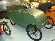 1935 Velocar Camionette Motorisee