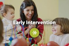 This is a video presentation that highlights different types of early intervention occupations. #earlyintervention