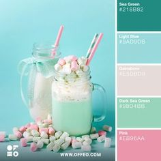 20 Soft Pastel Color Palette | OFFEO | Color Inspirations