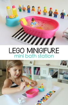LEGO Minifigure Mini Bath Station   Mama.Papa.Bubba..jpg