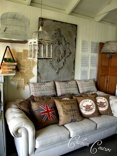 Loving these pillows - The Inside Story