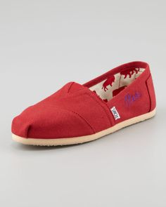 Personalized Toms!