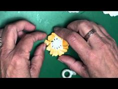 Create roses with this lovely die
