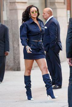 Rihanna Beat Kate Middleton as the Celebrity Style Influencer of 2017 — WHOA