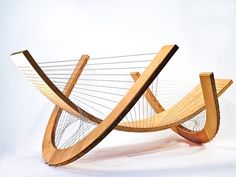 Tensegrity Furniture by Contemporary Furniture Designer Robby Cuthbert