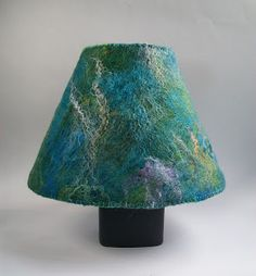 Felt by Zed: Felt Lamp Shade