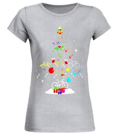 Cycling Christmas tree Limited Edition Cycling T-shirt