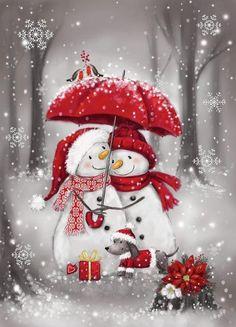 Christmas Snowman, Winter Christmas, Christmas Crafts, Merry Christmas, Christmas Decorations, Christmas Ornaments, Xmas, Christmas Rock, Diy Snowman