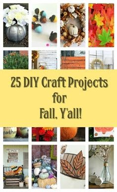 Arts Crafts and Home Decor Tutorials for the Home.