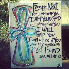 I would love for you to do a scripture canvas for me someday.  Your choice of design..I'd love to see what you would create.