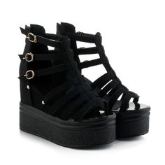 e364eee2222 59 Strappy High Heels That Will Make You Look Fabulous - Shoes Fashion    Latest Trends