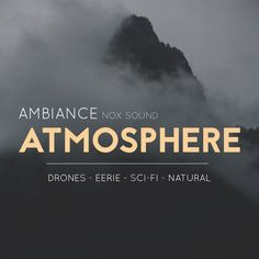 Ambiance - Atmosphere is acollectionwhichincludes131filesand fivetypesofatmosphere(drone, wind, eerie, natural andsci-fi).All sounds are looped and in twoversions(1mnand30sc).You can findalso.oggfiles(1mn)if youworkwitha game engine. The palette goes to winds, deep caves, sci-fi apartments and spaceships, bunkers, strange forests, abandoned places, inside a ship, etc. These sound files are generic enough to fit in a lot of projects. All these sounds are in 24 bit…