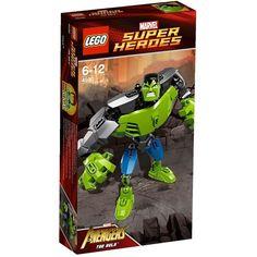 #BonPlan #Jouets #Noel #Cdiscount ❤ #Lego Super #Heroes - Hulk est prêt à passer à l'action avec son armure plus puissante ! Sa super force et son esprit scientifique sont juste ce dont les puissants #Avengers ont besoin pour débarrasser le monde des supe