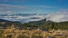 Nebel am Gaberl - Murtal # landscapes Landscapes, Clouds, Landscaping, Nature, Paisajes, Scenery, Cloud