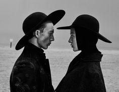 Lou Schoof and Nils Schoof by Elizaveta Porodina   GRAVERAVENS