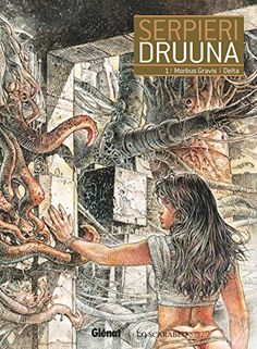 Druuna et Anima, retour aux sources avec Serpieri Aubrey Drake, Lost Girl, Frank Frazetta, Comic Book Layout, Serpieri, Jordi Bernet, Robert Crumb, Heavy Metal Art, Comic Art Girls