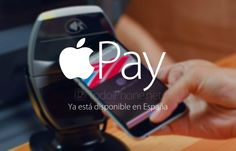 Apple Pay ya está disponible en España http://blgs.co/gqv6-o