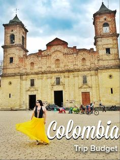 Colombia is a very exciting and vibrant country in South America! If you're planning a trip to Colombia, this article has a specific breakdown of exact costs to help you plan your trip better! Read this budget breakdown. Trip To Colombia, Colombia Travel, Travel Advice, Travel Guides, Travel Tips, Top Travel Destinations, Budget Travel, Budget Flights, South America Travel