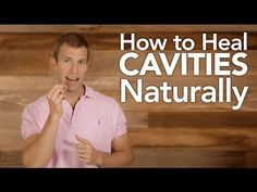 How to Heal Cavities Naturally - My four step process to naturally heal cavities:  1. Remove excess grains  2. Get rid of processed sugar   3. Consume more fat soluble vitamins   4. Get plenty of probiotics in your diet  If you want to heal cavities naturally, simply follow my four-step process and you will be well on your way to healing.