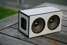 Diy bluetooth speakers