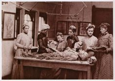 Women's Medical College of Pennsylvania, Philadelphia, 1892