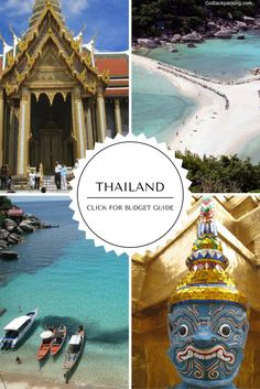 Thailand Budget Guide: costs of backpacking, attractions, tips http://gobackpacking.com/travel-guides/thailand/money-costs/  #Thailand #backpacking #Asia