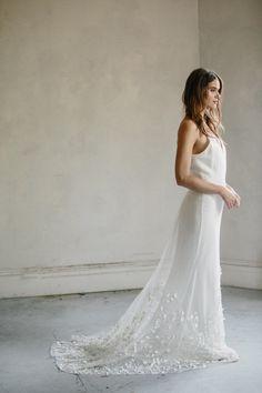 A Dreamy Canadian Bridal Boutique. Wedding Looks, Chic Wedding, Wedding Bride, Wedding Styles, Wedding Bells, Wedding Hair, Wedding Ideas, Simple Gowns, Dream Wedding Dresses