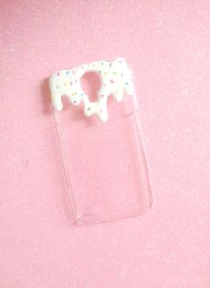 100's and 1000's Sprinkles Icing Decoden Phone Case. Kawaii, Cute Can be made for ANY phone iPhone 5 iPhone 5c Samsung Galaxy s2 s3 s4