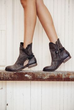 A.S.98. Krist Ankle Boot