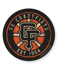 """36 CRAZYFISTS CRAZY SPOKES  hockey sticker """"Remember when you were young 7d1e56c2a"""