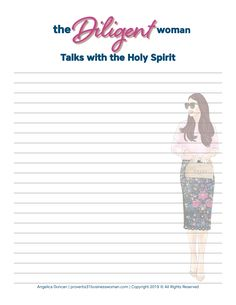 The Diligent Woman Mini-Bible Study – Angelica // P31 Business Woman Proverbs 13 4, Romans 12 9, Ecclesiastes 9, New Testament Bible, Scripture Study, Godly Woman, Business Women, Mini, Diligence