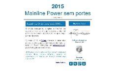 #yonos_dicas • É verdade... Em 2015 a Yonos oferece os portes em encomendas de material Mainline Power, para Portugal (incluindo ilhas) ;) De que estão à espera para terem acesso simples e flexível à rede de energia elétrica?