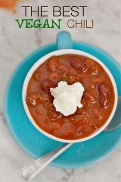 The Best Vegan Chili Recipe on Yummly