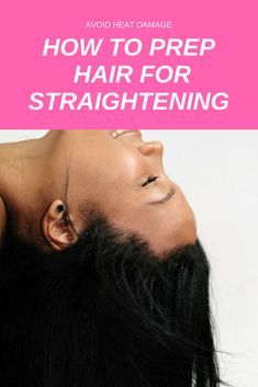 The best thing about naturally textured hair is its versatility. The options to wear your hair curly or straight is so much fun. When straightening natural hair, it is so important to ensure that it is done properly....