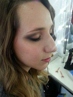 Aisha mas que un -arte: Maquillaje Sofisticado