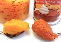 Homemade Pumpkin Pureé vs. Canned & a How-To