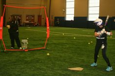 The Bulls/Sox Academy offers private lessons for young athletes to enhance their skills. There are options for private lessons or semi-private lessons for 1-4 students.