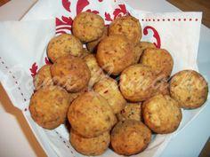 Chiftelute picante din piept de curcan afumat