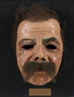 Pancho Villa's Original Death Mask (1923)