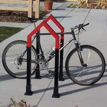 Peak Bike Rack
