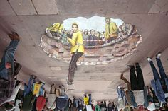 Optical Illusions by Julian Beever – 3D Chalk Drawings That Will Trick Your Eyes | Marvelous