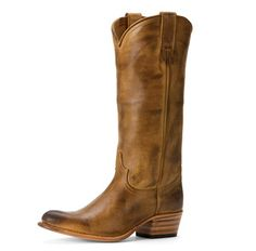 Beautiful Vintage Tall Boho Leather Braided Campus Riding Boots 9 5 M