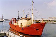 ALKAID Eigenaar Techship B.V., Den Helder  Manager Seateam Shipping B.V. http://vervlogentijden.blogspot.nl/2016/08/elke-dag-een-nederlands-schip-uit-het_27.html