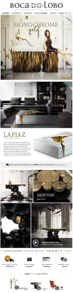 Soho White Sideboard Exclusive Furniture Soho - boca do lobo sideboard designs
