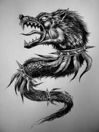 I totally have an appreciation for the shades, lines, and fine detail. This is certainly an incredible tattoo design if you want inspiration for a Wolf Tattoos, Wolf Tattoo Forearm, Warrior Tattoos, Time Tattoos, Body Art Tattoos, 3d Tattoos, Tatoos, Schulterpanzer Tattoo, Norse Tattoo