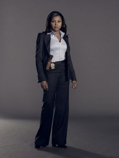Person of Interest - Season 2 - Detective Joss Carter (Taraji P. Henson)