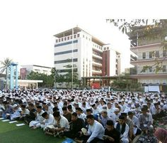 Doa bersama untuk muslim Rohingnya, DQ.