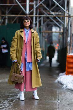 The Best Street Style From Paris Fashion Week - Liz Uy