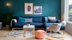Lifestyle and interior design community sharing design lessons, DIY how-tos, shopping guides and expert advice for creating a happy, beautiful home.
